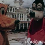 Pluto and Goofy from the restored Project Florida Film