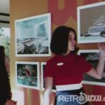 WDW Preview Center Cast Member Tour of WDW Concept Art - from the restored Project Florida Film