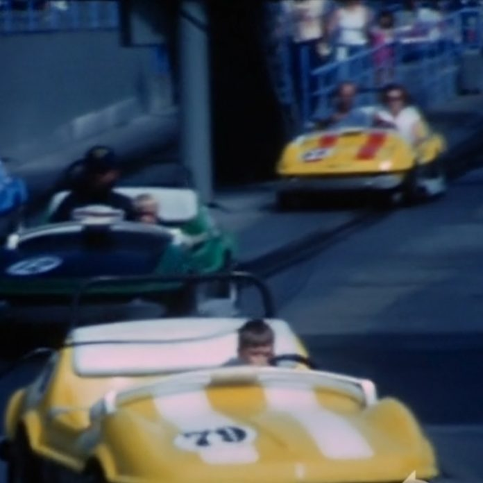 Home Movie of the Magic Kingdom in 1981