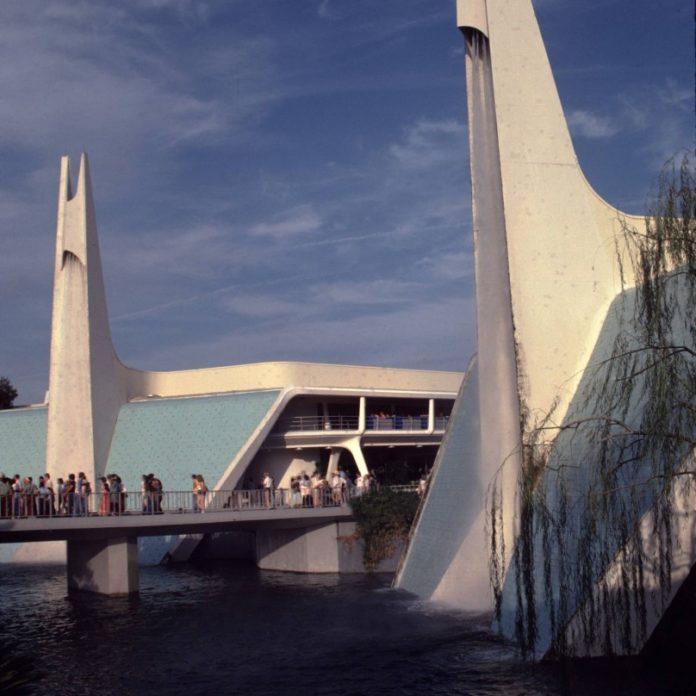 Slides of the Magic Kingdom from November 1979