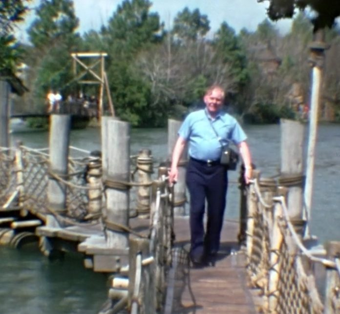 Magic Kingdom Fun –  Home Movie from 1979