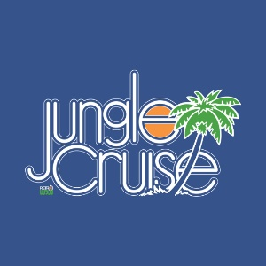 Jungle Cruise Test in a Pablo Cruise Style T-shirt Design