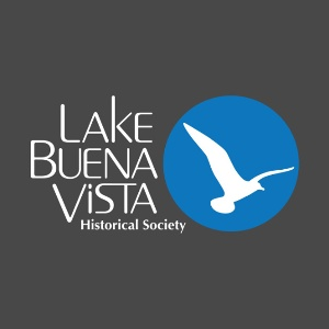 Lake Buena Vista Historical Society T-shirt design