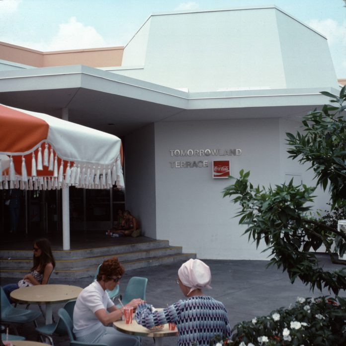 WDW Restaurants Photo Gallery – April 1975
