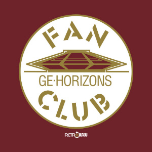 RetroWDW Horizons Fan Club T-shirt Design