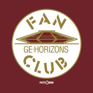 RetroWDW Horizons Fan Club T-shirt Design