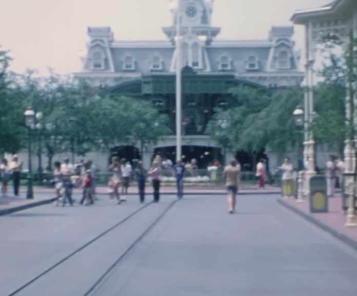 Restored Home Movie: Magic Kingdom Visit – 1970s
