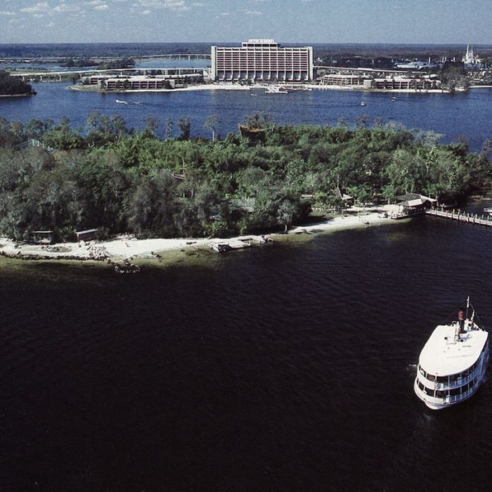 The Pre-Disney History of Discovery Island