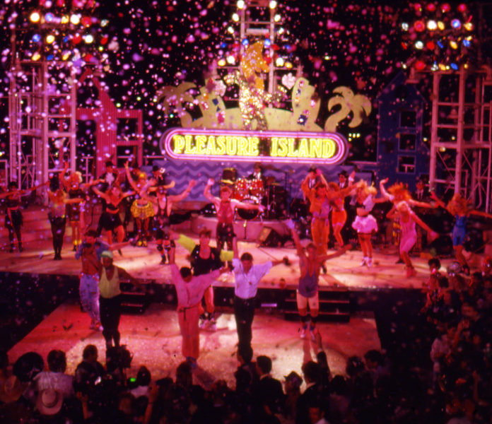 Pleasure Island – May 1992 – New Year's Eve Countdown