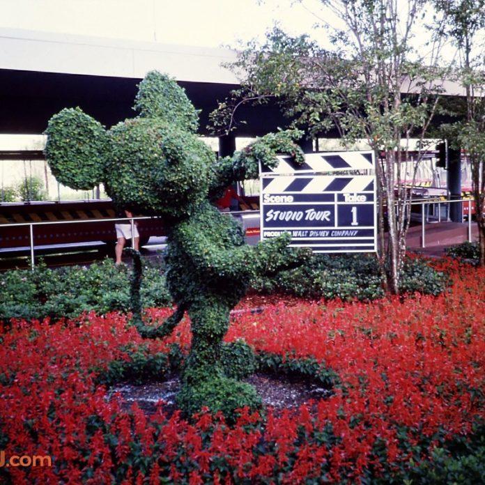Disney-MGM Studios Backlot Tram Tour – October 1, 1991