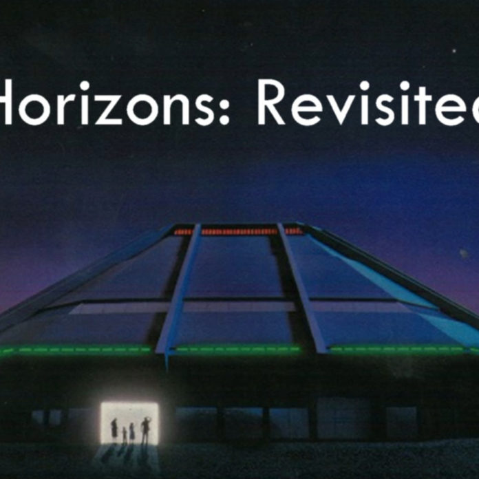 Horizons: Revisited – HD Wide-Angle Lens Ride Through