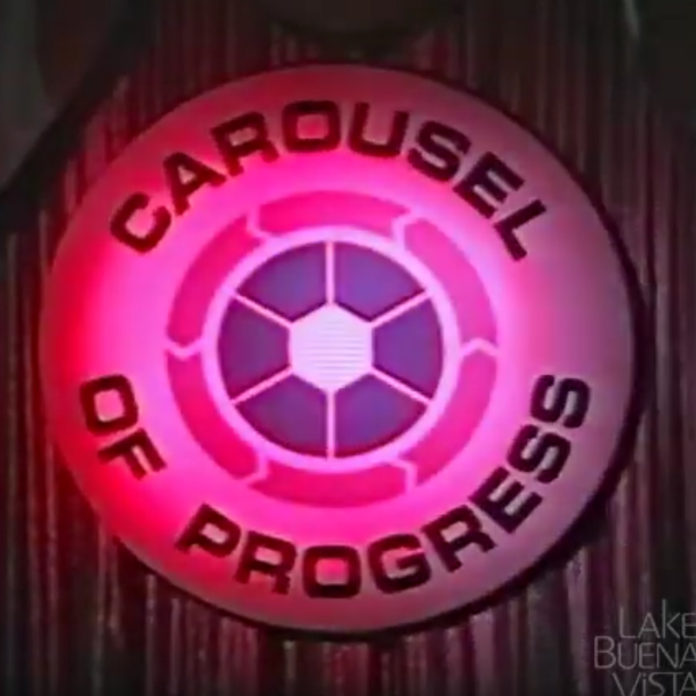 Carousel of Progress – May 1992