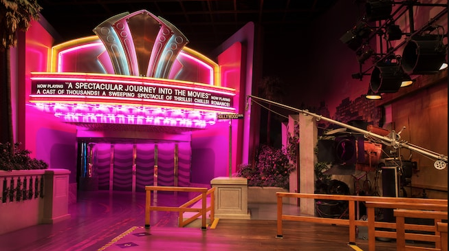 Climb aboard The Great Movie Ride once again!