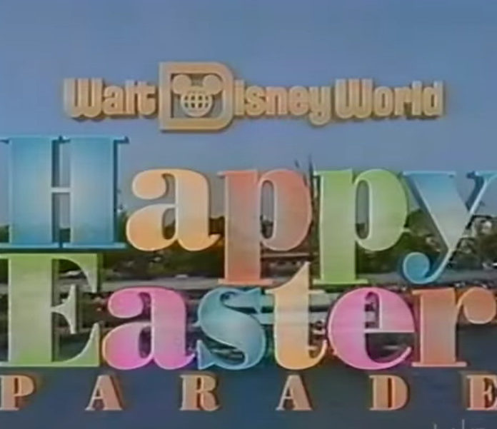 Watch the WDW Happy Easter Parade from 1992! With Commercials!
