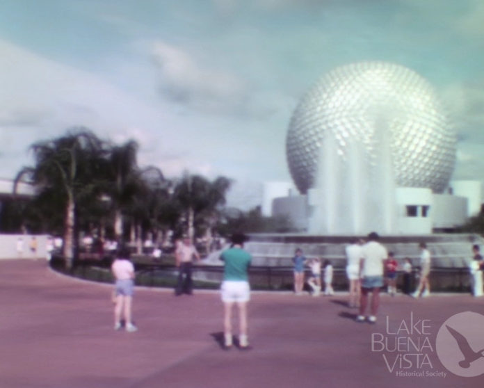 EPCOT Center – Narrated by Harold and Yvonne Jenkins – Home Movie