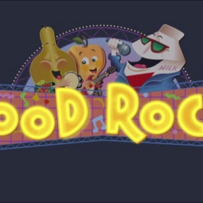 EPCOT Center – Food Rocks Full Show – May 15, 1994
