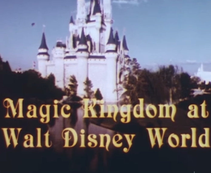 "1980s Souvenir Film: ""The Magic Kingdom at Walt Disney World"""