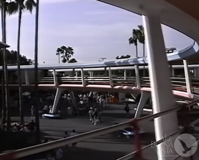 Come ride the PeopleMover in 1992!