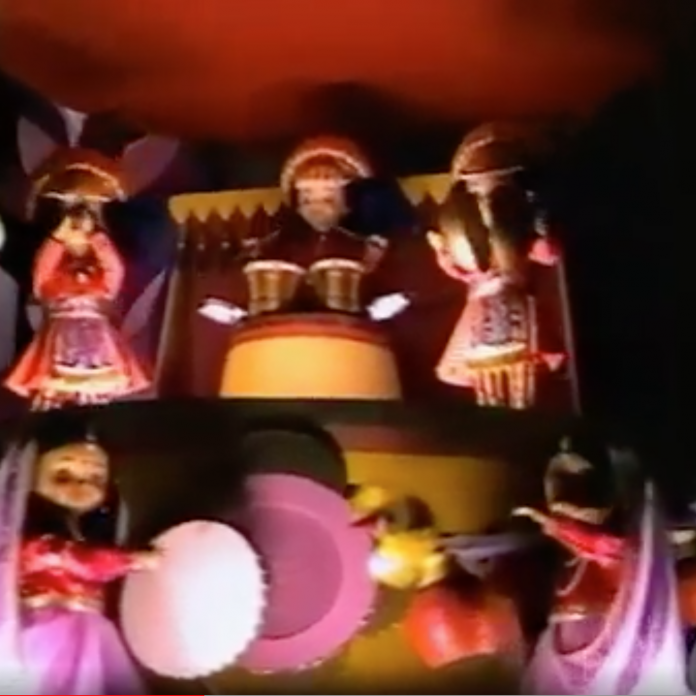 It's a Small World Ride Through – 1994 restored home movie