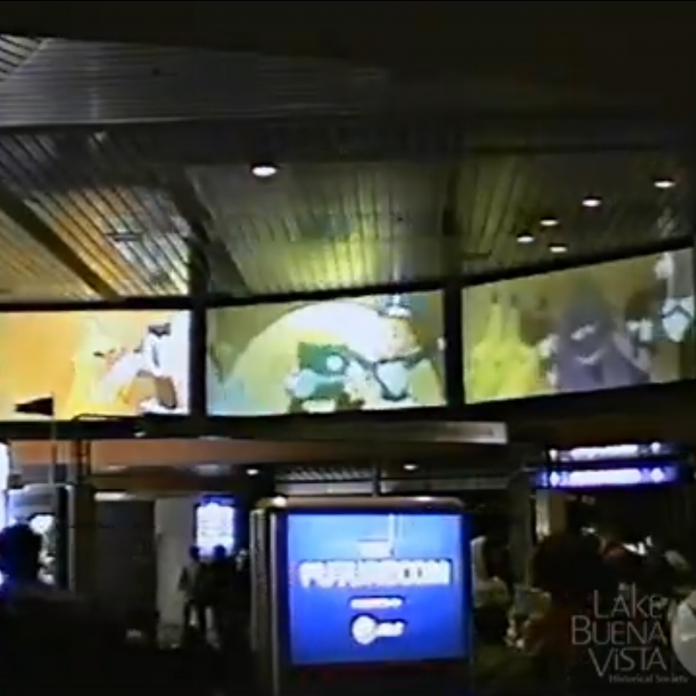 Restored Home Video: EPCOT Center Earth Station Film