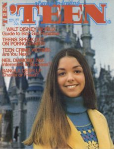 Young 'n Loving Teen Magazine - April 1972 Cover