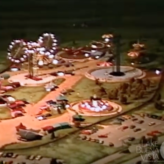Restored Video: Progress City Model Detail
