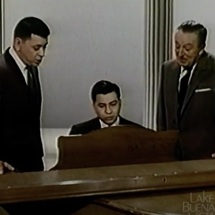 Restored Video: Disney Family Album: Sherman Brothers (1984)