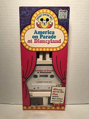 The Magic Kingdom at Walt Disney World – A Disney Show PAC – 35mm Slide/Narration Souvenir Set
