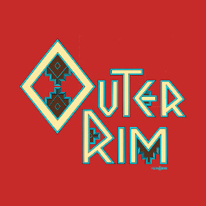 Outer Rim Contemporary Resort T-shirt Design