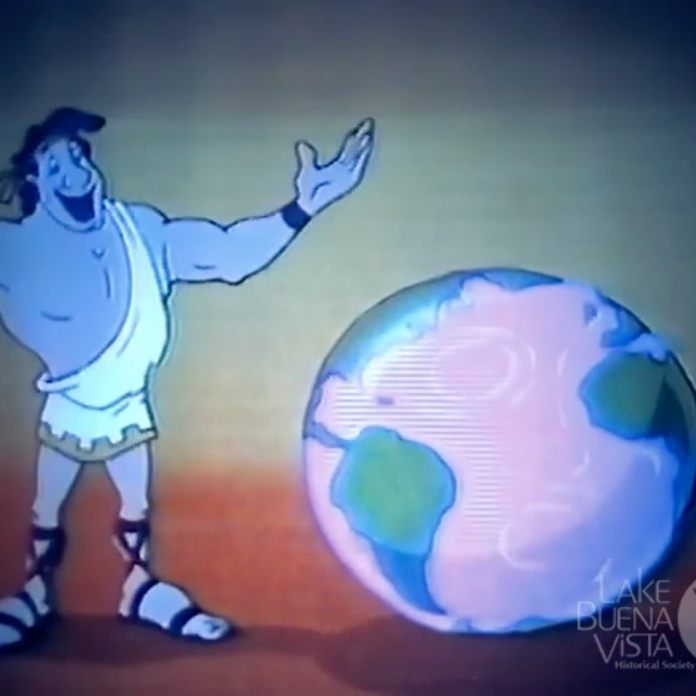 Restored video: Animated Atlas of the World