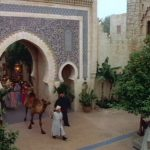 Thunder In Paradise - Morocco pavilion