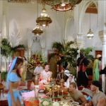 Thunder In Paradise - Morocco pavilion - Restaurant Marrakesh