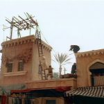 Thunder In Paradise - Indiana Jones Stunt Spectacular set