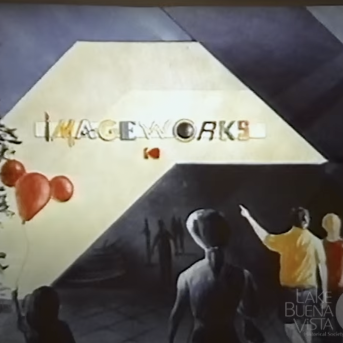 Video: WDW Concept Art from Imagineering (1991)