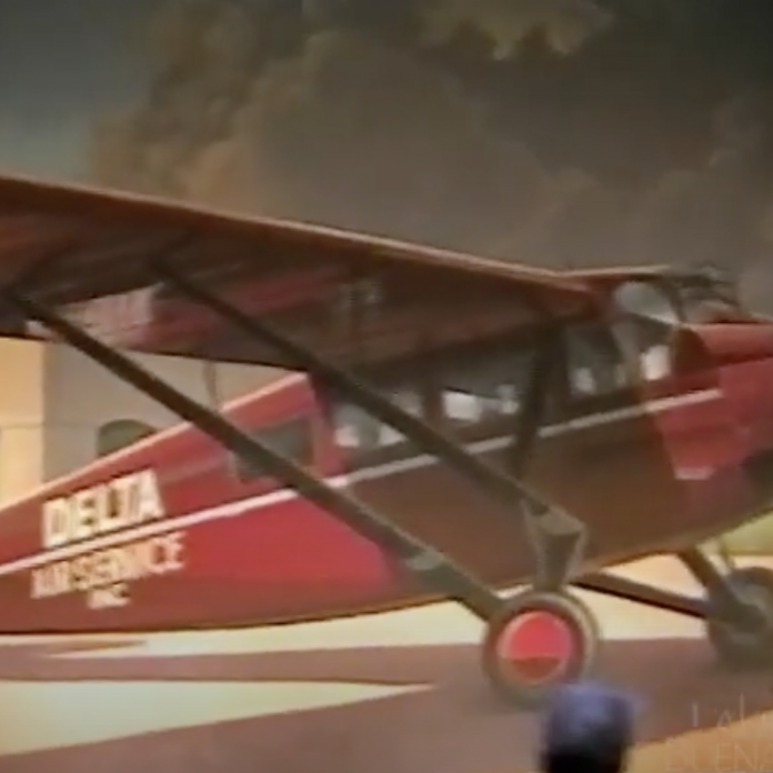 Restored video: Delta Dreamflight (1991)