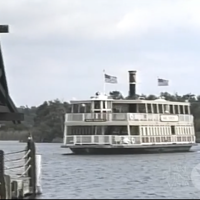 Restored home video: Polynesian and Contemporary Resort – November 1987