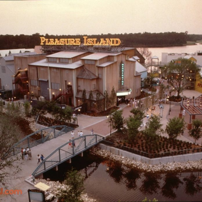 Podcast Episode 65: Pleasure Island – Part 1