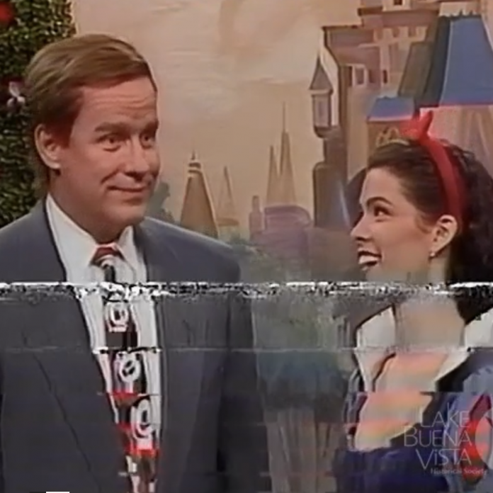Restored Video: Nancy Kerrigan on Saturday Night Live – WDW Skits