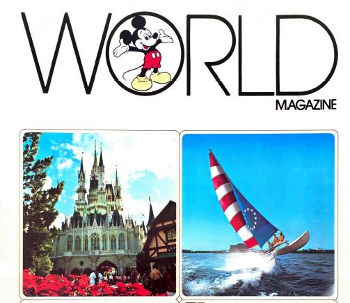 World Magazine Resort Insert