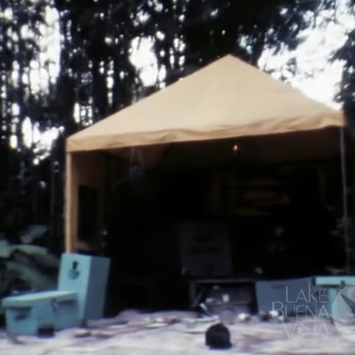 Restored film: Fritz & Heidi take Rocky to WDW