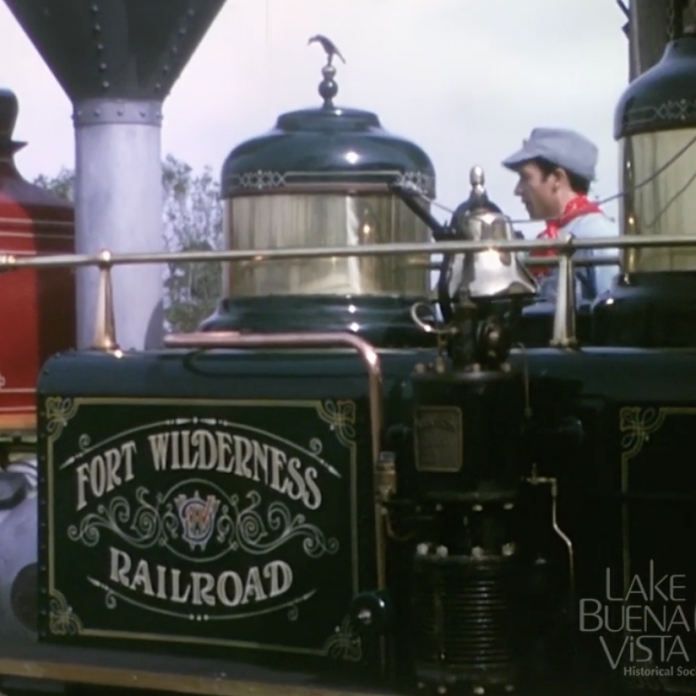 Restored film: Woody, Bea, Gail and Bertha visit Walt Disney World (March 1974)
