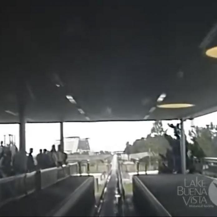 Restored Videos: The Walt Disney World Monorail System