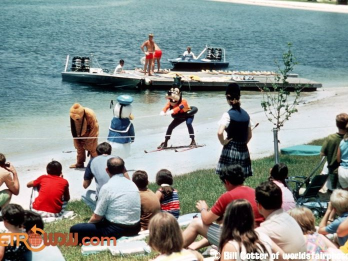 The Walt Disney World Waterski Show