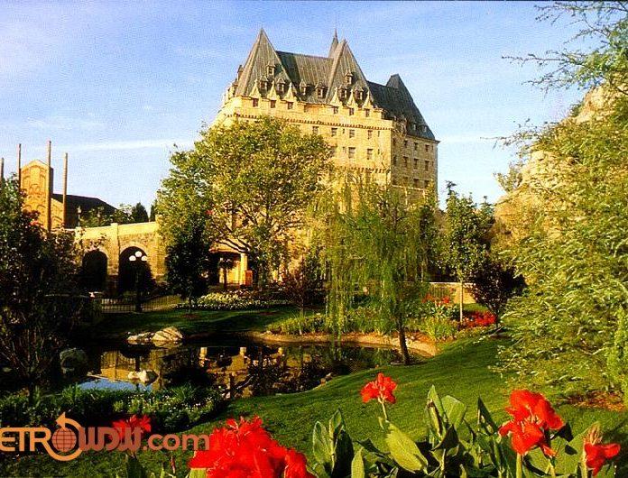 Happy Canada Day via EPCOT Center '85 Home Movie
